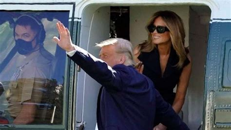 'Fake Melania' trends after new photo reignites wild