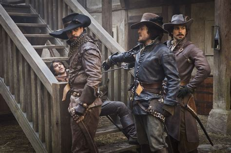 The Musketeers Season 1 Episode 1 Review - Friends and Enemies