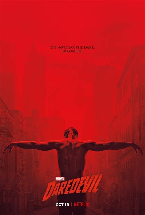 Avengers Tower Spotted in New 'Daredevil' Season 3 Poster