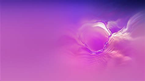 Samsung Galaxy S10 Purple Abstract Stock Wallpapers | HD