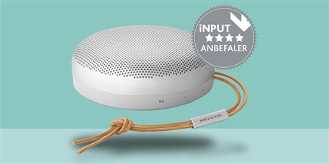 Anmeldelse: B&O Beosound A1 2nd Generation | iNPUT