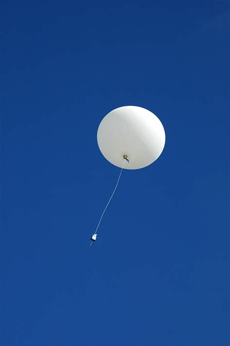 Balloon Weather Forecasting Technique Continues