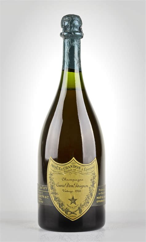 Dom Pérignon: Vintages and History - same day Champagne