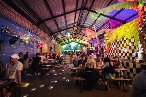 The Cause nightclub launches huge outdoor beer hall: How