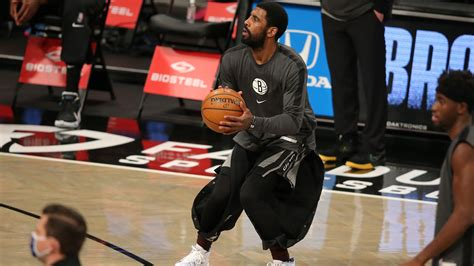 Nets GM Candidly Addresses Kyrie Irving's Absence From