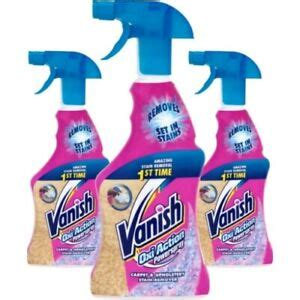Vanish Oxi Action Carpet & Upholstery Cleaner and Stain