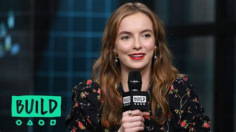 """Jodie Comer Discusses BBCA's """"Killing Eve"""" - YouTube"""