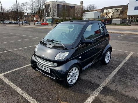 2004 SMART fortwo Convertible / Cabrio 60k miles 12 months