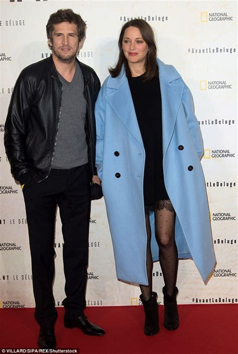 Marion Cotillard welcomes daughter with Guillaume Canet