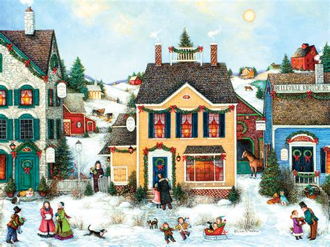 Christmas Town   Outset Media Games