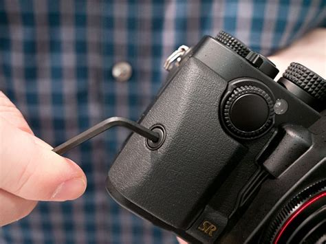 Hands-on with Ricoh's compact Pentax KP: Digital