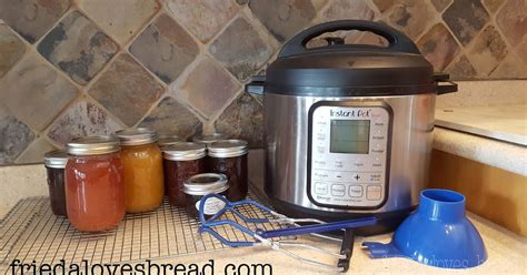 Frieda Loves Bread: Safe Water Bath Steam Canning With