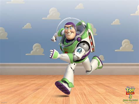 Buzz Lightyear in Toy Story 3 Wallpapers   HD Wallpapers