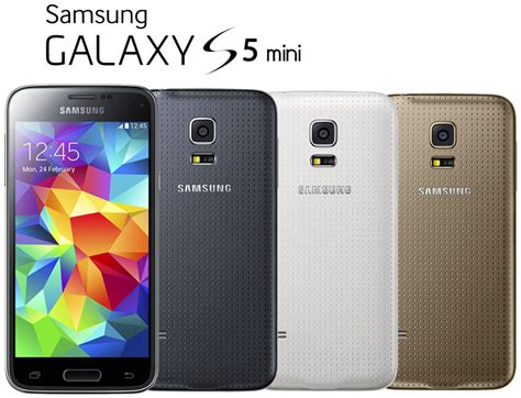 Unlocked Samsung Galaxy S5 Mini Available in the UK