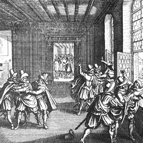 The 30 Years' War (1618-48) and the Second Defenestration
