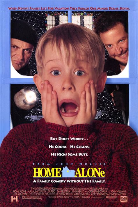 Anthony's Film Review - Home Alone (1990)