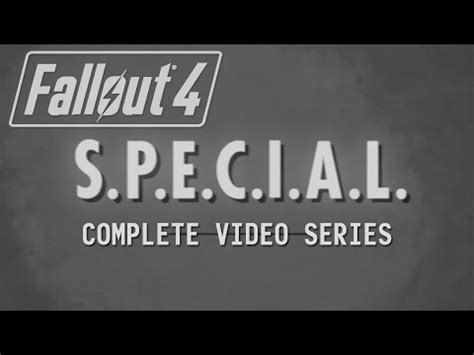 Fallout special guide | perks are special elements of the