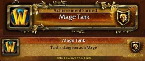 """World of Warcraft """"this should be an achievement"""" 