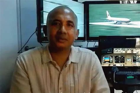 Malaysia MH370: Captain Zaharie Shah Switched Off Oxygen