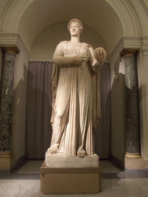 National Archaeological Museum of Naples - Muse, the so ca