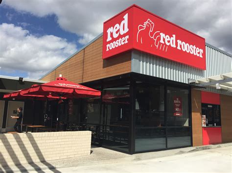 Red Rooster fast food chicken & burger franchise for sale