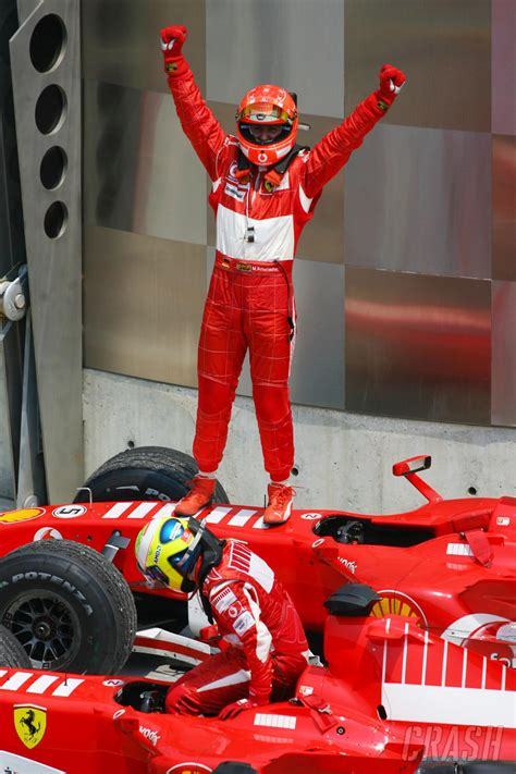 Schumacher delighted with Indy win