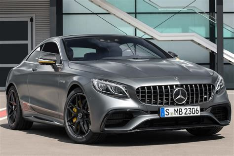 Mercedes-AMG S63 Yellow Night coupe (2017 facelift, C217