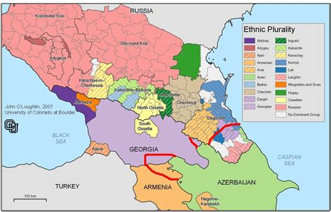 Greater Azerbaijan map | Alternate History Discussion