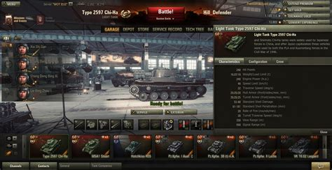 Chi-Ha Review - Gameplay - World of Tanks official forum