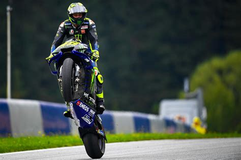 """P10 to P4: Rossi """"not so far"""" from unlikely Austrian"""