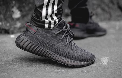 adidas Yeezy Boost 350 V2 Black Dropping This Friday