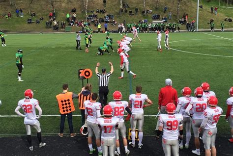 Discovering American Football in Norway - Life in Norway