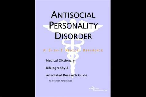 Anti Social Personality Disorder Quotes