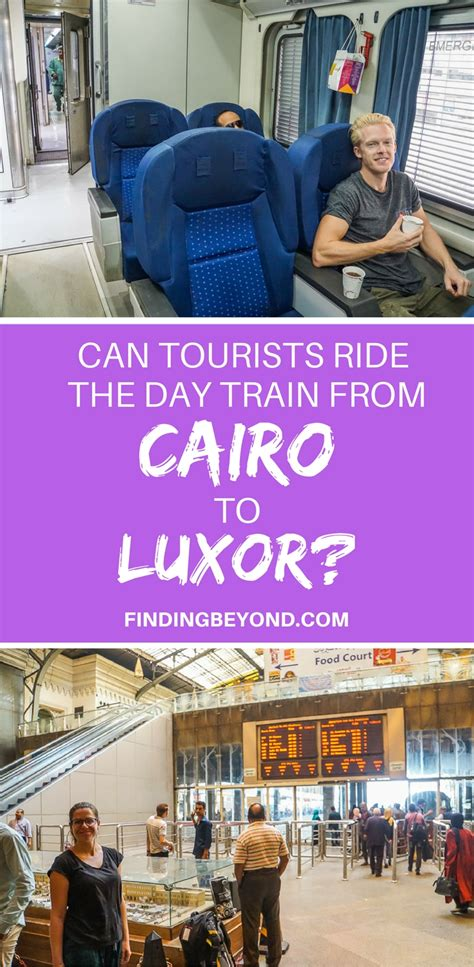 Can Tourists Ride the Day Train From Cairo to Luxor