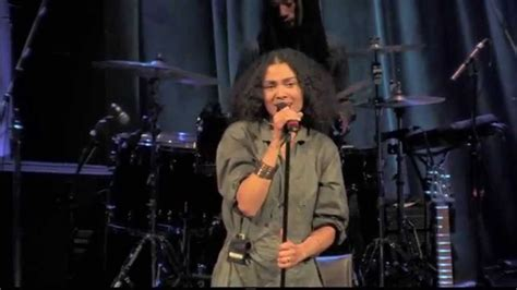 Amel Larrieux - Get Up - Groove Theory - Tell Me - Live at