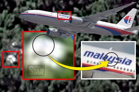MH370 news: Malaysia Airlines flight found on Google Maps