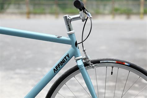 *AFFINITY CYCLES* lo pro / BUILT BY BLUE LUG - CUSTOMER'S