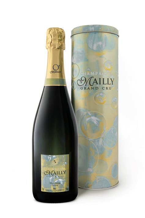 CHAMPAGNE MAILLY GRAND CRU 'O' DE MAILLY 2008 for only $99