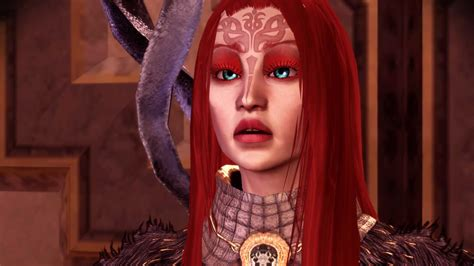 Wynne at Dragon Age - mods and community