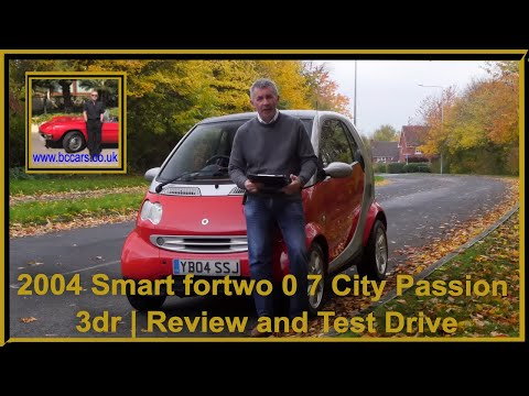 Used Smart Fortwo Coupe (2004 - 2007) MPG   Parkers