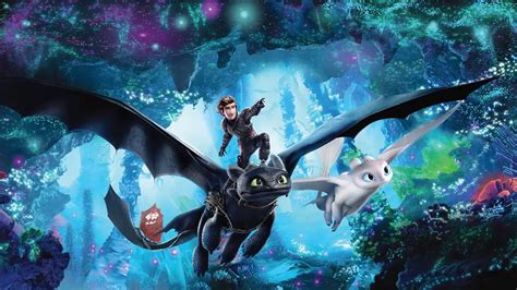 New Posters and Wallpapers - How To Train Your Dragon The