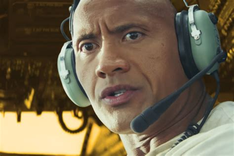 The new trailer for The Rock's latest movie looks all