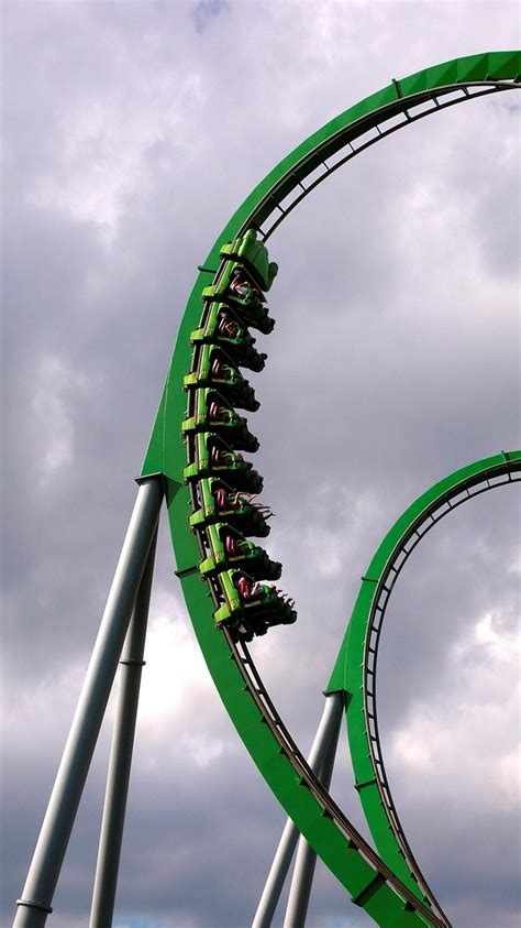 Ask a Scientist: Why are roller coaster loops circles