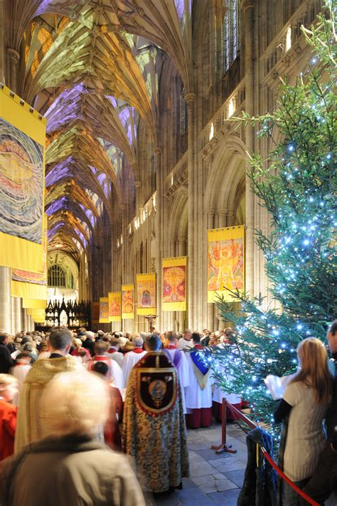 Christmas at the Cathedral - Winchester Cathedral