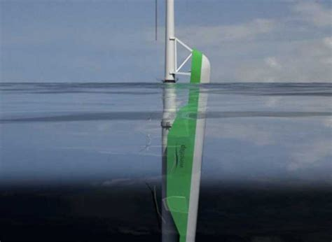 The WindFlip Barge Concept Installs Offshore Wind Turbines