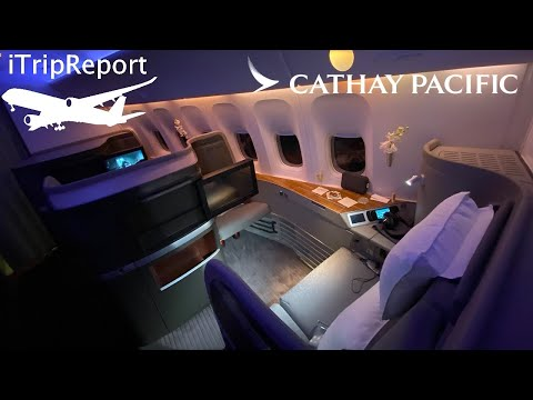 Best Seats In Cathay Pacific First Class | One Mile at a Time