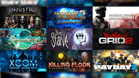 10 games are going free this weekend on Steam - Polygon