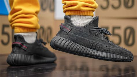 How To Spot a Replica Yeezy Boost 350 V2 'Black Static