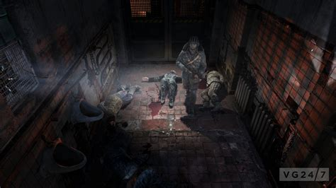 """Metro: Last Light possibly """"the best looking game"""" ever"""