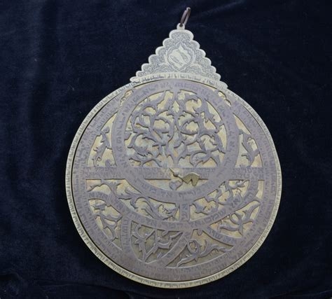 Astrolabes in Medieval Jewish Culture -Astrolabes in